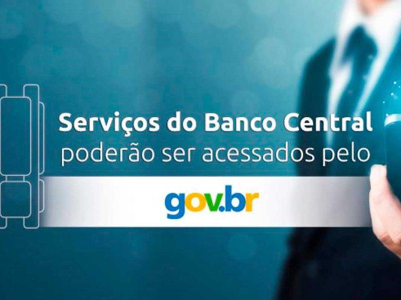 Arte ilustrativa com marca do gov.br