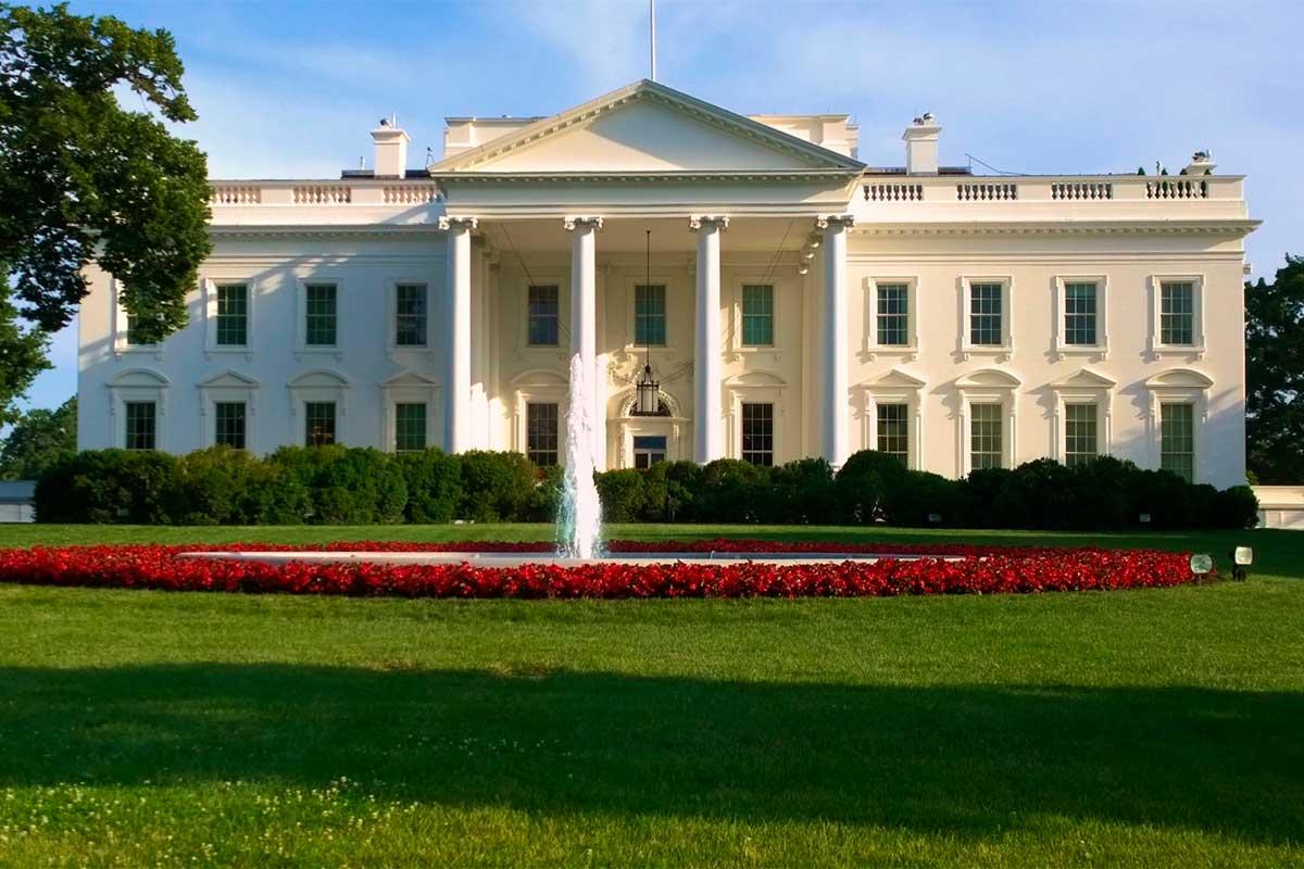 Foto da Casa Branca EUA