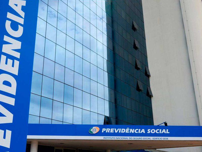 Prédio da Segurança Social INSS