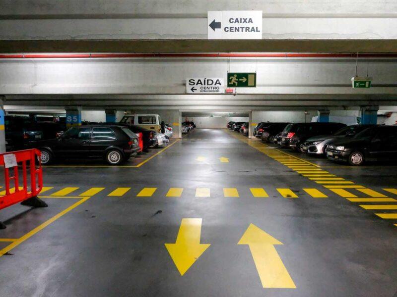 Estacionamento Campo de Agonia