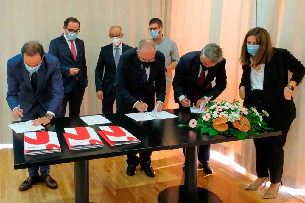 Assinatura Memorando Energias Renováveis Viana do Castelo